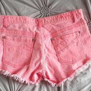 Daytrip Shorts Pink